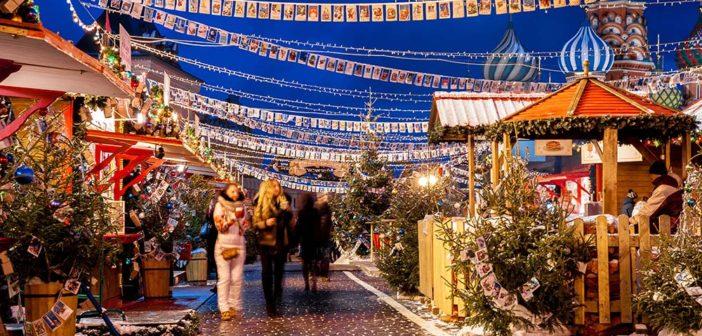 Туры в Москву отбирают новогодний «хлеб» у Петербурга