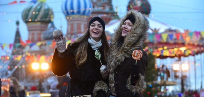 Турпоток в Москву на новогодние праздники снизился по сравнению с прошлым годом