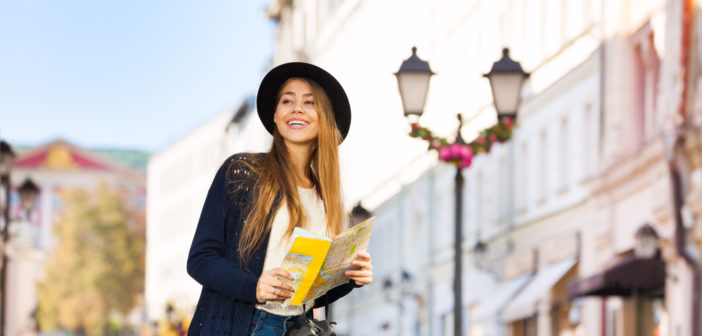 Количество приезжающих в Москву иностранных туристов выросло на 40%